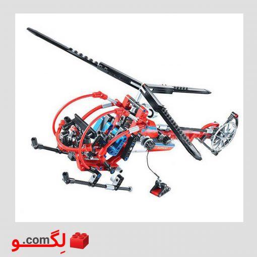 لگو هلیکوپتر