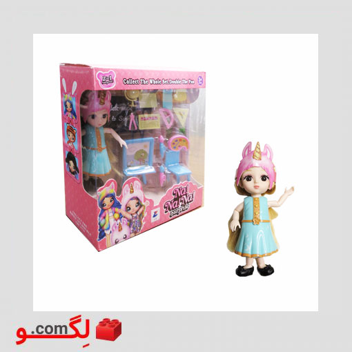 عروسک ژاپنی