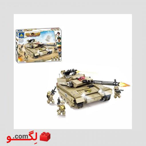 لگو تانک برند kazi84080