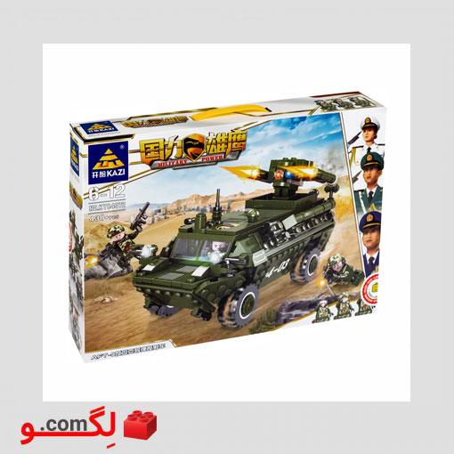 لگو نفربر و تانک Kazi 84072