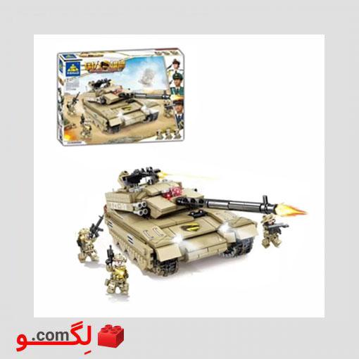 لگو تانک موشک انداز kazi84081