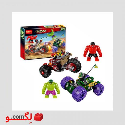 لگو super heroes7125