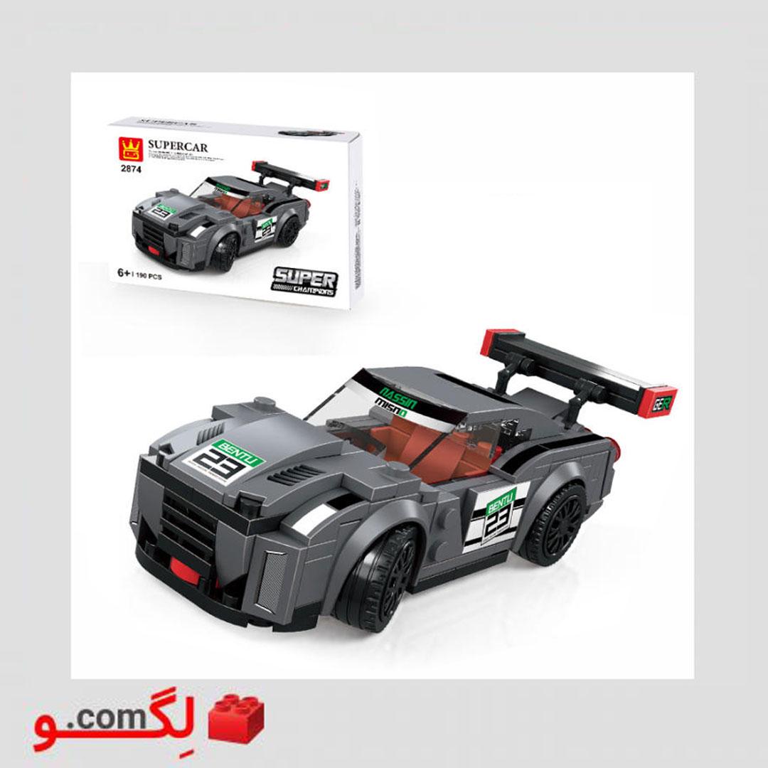 لگو supercar2874
